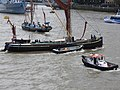 Thames barge parade - downstream - Centaur 6751c.JPG