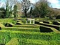 The Amazing Hedge Puzzle, Jubilee Park, Symonds Yat - geograph.org.uk - 11986.jpg
