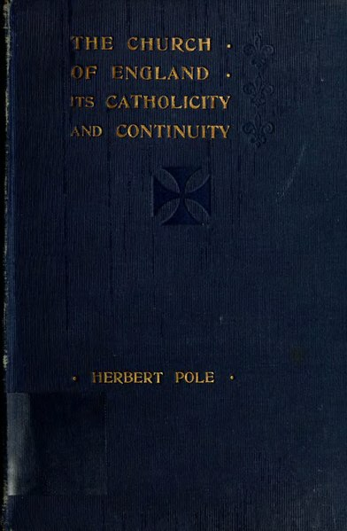 File:The Church of England, its catholicity and continuity.djvu