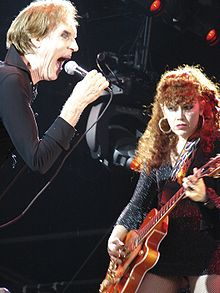 The Cramps live in Belgium, 2006.jpg