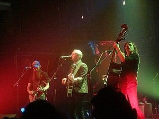 The Devil Makes Three (band) American Folk-Punk Trio