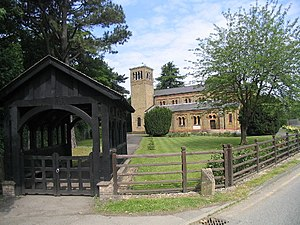 Warley Barracks - The Essex Regiment Chapel