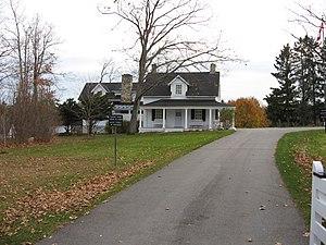 The Farm (Canada) - The Farm in autumn 2007