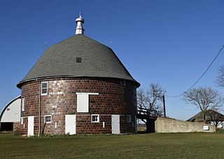 Holtkamp Round Barn United States historic place