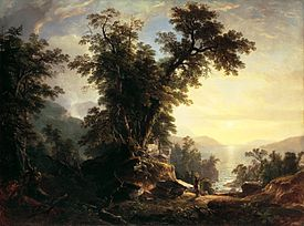The Indian's Vespers by Asher Brown Durand, 1847.jpg