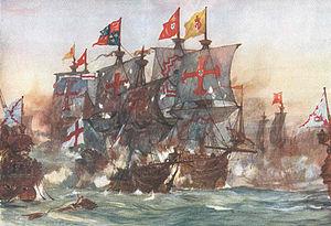 Battle of Flores (1591)