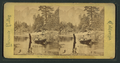 The Merced River, Cathedral Rocks in the distance, from Robert N. Dennis collection of stereoscopic views.png