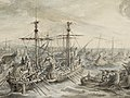 The Naval Battle Near Ecnomus (256 BC) (cropped 2).jpg