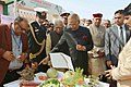 "The President, Shri Ram Nath Kovind visiting after inaugurating the ""Agriexpo 2018"", at Chandra Shekhar Azad University of Agriculture & Technology, in Kanpur, Uttar Pradesh (1).jpg"