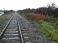 The Railway towards Barton Upon Humber - geograph.org.uk - 1028555.jpg