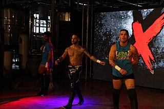 MSK (professional wrestling) Professional wrestling stable