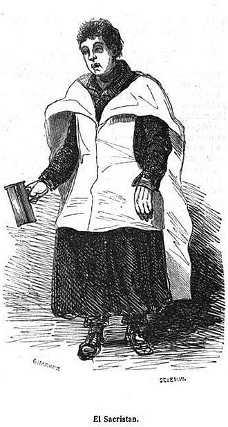 Sacristan - A sacristan