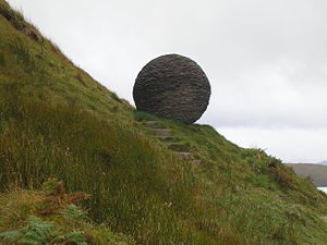 Assynt - The Globe at Knockan Crag