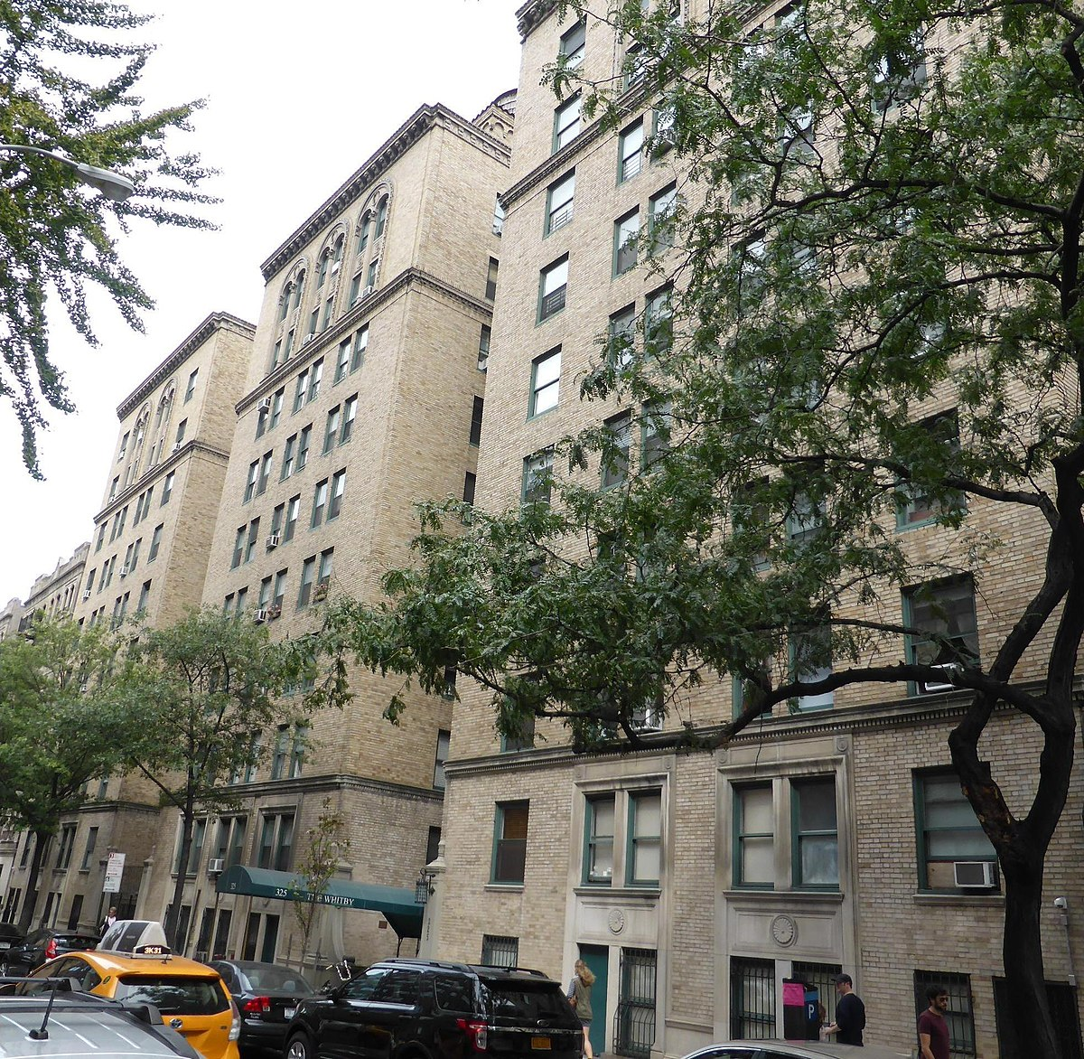 Apartments Near Nyu: The Whitby