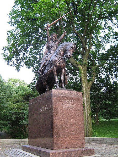 450px-The_Wladyslaw_Jagiello_monument_in_NYC_1.jpg