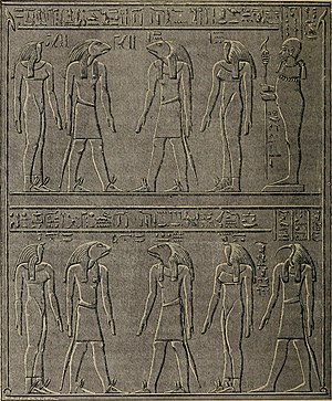 Ogdoad (Egyptian) - Wikipedia