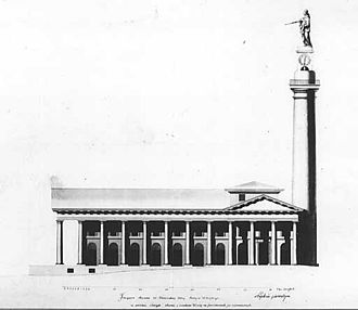 Town Hall, Vilnius -  The first reconstruction project by Laurynas Gucevičius
