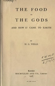 The food of the gods, and how it came to earth.djvu