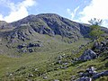 The head of Gleann Leac na Muidhe - geograph.org.uk - 497771.jpg