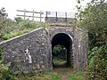 The mainline railway bridges Old Mill Lane - geograph.org.uk - 58562.jpg