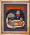 The narrative setting of the mahatmyas. Wellcome L0030646.jpg
