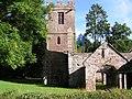 The ruined church of St. John the Baptist, Llanwarne - geograph.org.uk - 951615.jpg