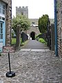 The south gate to St Andrew's, Dent - geograph.org.uk - 1379235.jpg