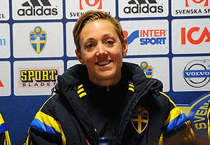 Therese Sjögran - Sjögran in May 2014