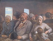 Third Class Carriage (1856-1858) by Honore Daumier.jpg