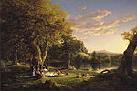 Thomas Cole - The Pic-Nic (1846) - Google Art Project.jpg