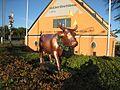 Thomas Sandell, kossan Dottie, CowParade 2004, Alviksplan, 2016c.jpg