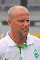 Thomas Schaaf - SV Werder Bremen (1)