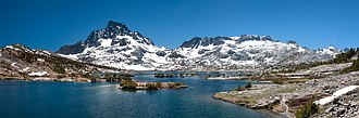 Thousand Island Lake - Image: Thousand Island Lake (7179244873)