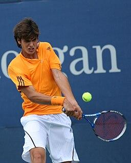 Tiago Fernandes Brazilian tennis player