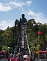 Tian Tan Buddha stairs (20190219).jpg