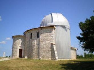 Korado Korlević - Tićan Observatory