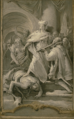 Tiepolo - Allegorical Scene A Woman Ruler Triumphant over Discord, ca. 1760.png