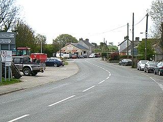 Tiers Cross ommunity in Pembrokeshire