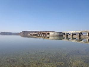 Tigra Dam - Tighra Dam located near Gwalior.