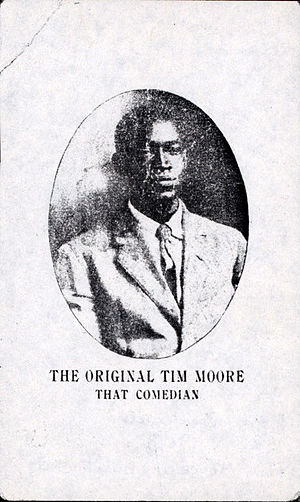Tim Moore (comedian) - Early photo of Tim Moore.