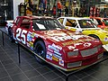 Tim Richmond Hendrick Motorsports Chevrolet on display.jpg