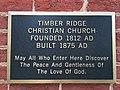 Timber Ridge Christian Church High View WV 2014 10 05 12.JPG