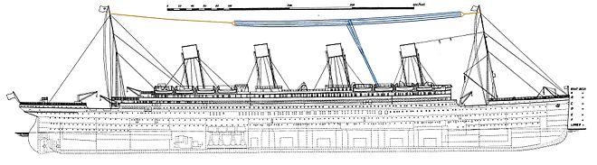 Antenne en t wikip dia - Dessin du titanic ...