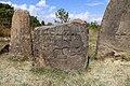 Tiya, parco delle stele, primo circolo, stele databili all'xi-xii secolo circa 03.jpg
