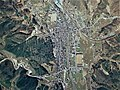 Tojo district Shobara city Aerial photograph.1975.jpg