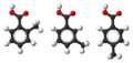 Toluic-acid-isomers-3D-balls.png