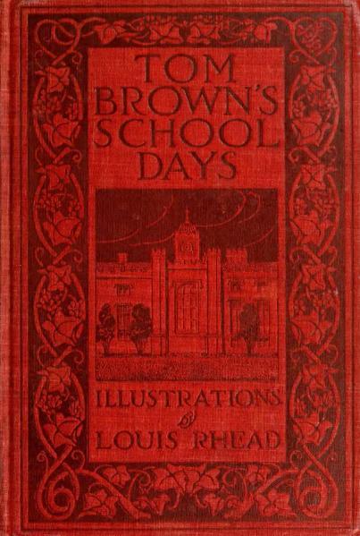 File:Tom Brown's School Days (6th ed).djvu