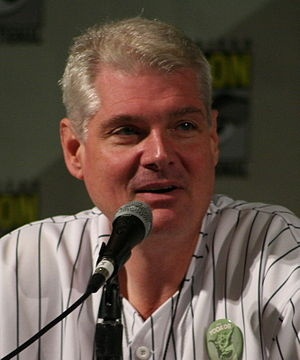 Tom Kane - Tom Kane at Comic Con 2008