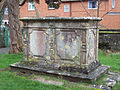 Tomb in St Mary's Churchyard - geograph.org.uk - 323623.jpg