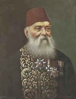 Topal Izzet Mehmed Pasha